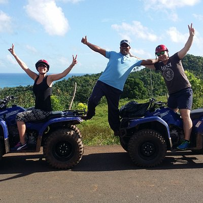 ATV Adventures in Samana, an excursion not to miss it.