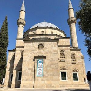 Shehidler Khiyabani Mosque (Blue Mosque)