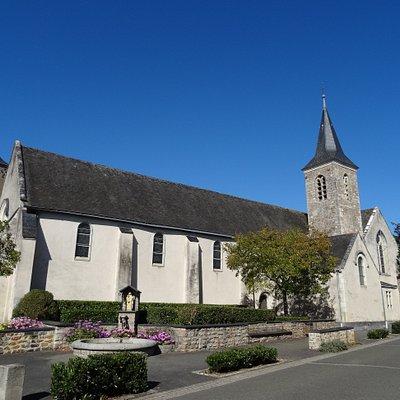 Eglise Notre-Dame de Solesmes