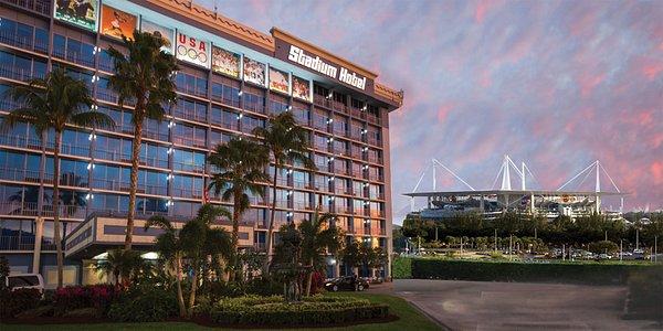 stadium hotel - Hotels Near 347 Don Shula Dr Miami Gardens Fl 33056
