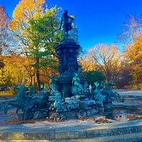 Schöner Brunnen mit wechselvoller Geschichte