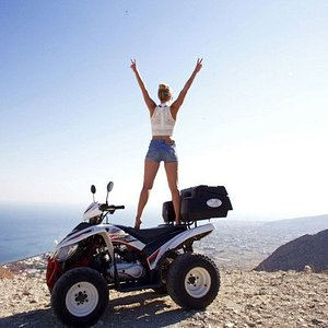 atv santorini adventures tours, atvsantoriniadventures.com ,quad, view, caldera view, santorini