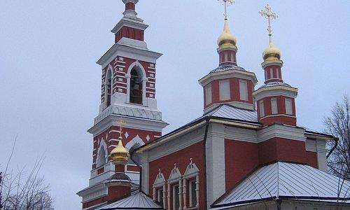 Храм Рождества Христова в Варварино