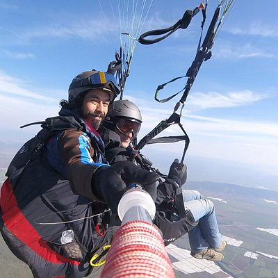 Paragliding is exhilarating, peaceful, fun and definitely worth experiencing at least once in a lifetime.