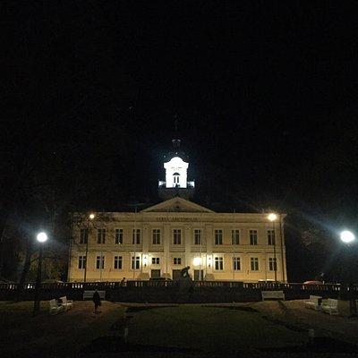 Porin raatihuone - Pori Old Town Hall