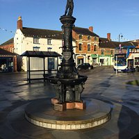 Victorian Drinking Fountain Kettering.