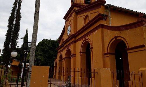 Estructura da igreja