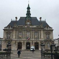 Levallois Mairie