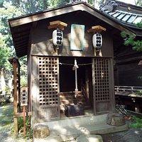 錦織神社。