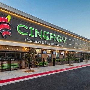 Visit us inside Cinergy Amarillo