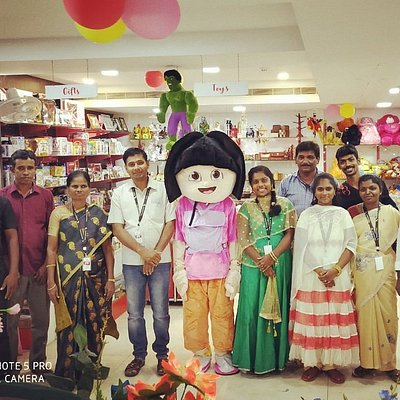 Rahamath India Supermarket Staffs