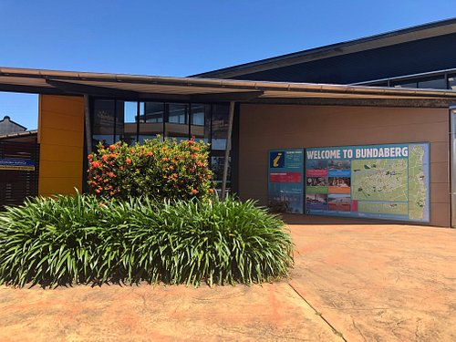 Welcome to the Bundaberg Visitor Information Centre