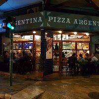 Delicious pizzas.Best pizzas of City