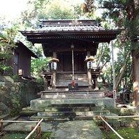 愛宕神社ご本殿です。