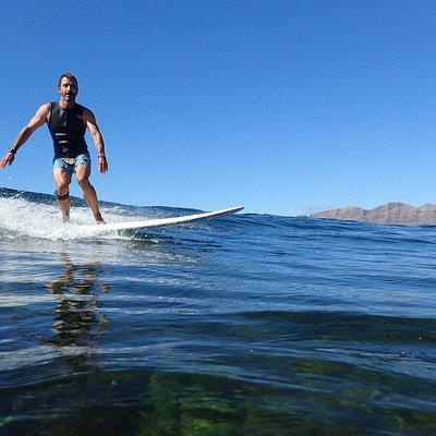 Longboard Gliders surf school