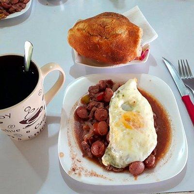 """El delicioso Macho Camacho que podrá probar en nuestro recorrido """"Delicias mañaneras de la ciudad maravilla"""""""