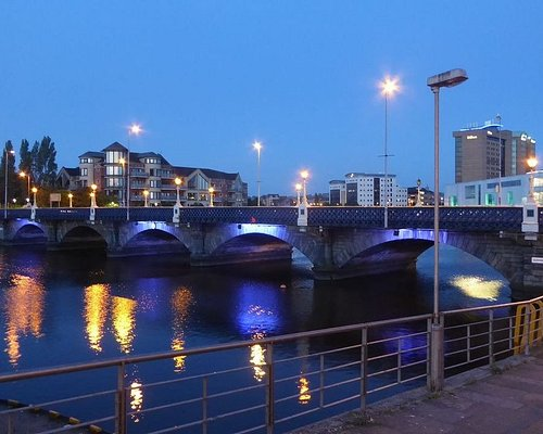 Lagan Weir and Lookout