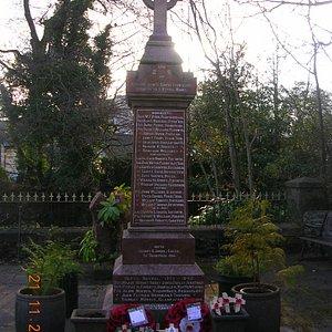 War Memorial (Beddgelert)