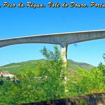 Ponte Miguel Torga, Peso da Régua, Portugal