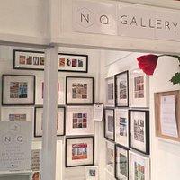 Northern Quarter Gallery, Afflecks, Floor 2