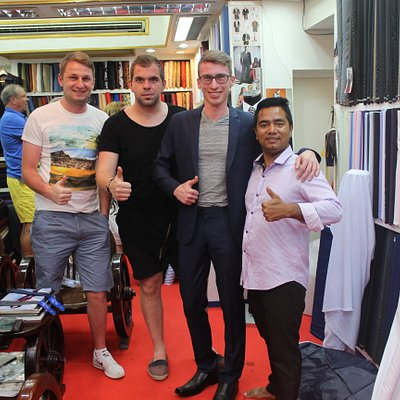 Very happy customer from germany & best friend ever see you again friend