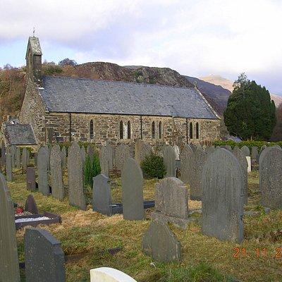 St. Mary's Churchyard (Beddgelert)