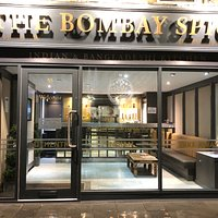 Outside view of The Bombay Spice.