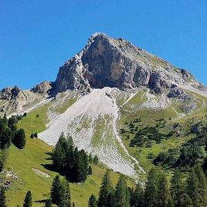 Col Ombert dalla Val San Nicolò