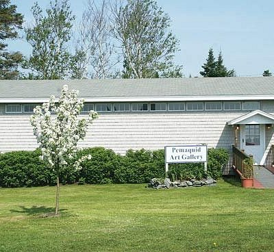 Pemaquid Art Gallery located at the Lighthouse Park in Bristol is the home of the Pemaquid Group of Artists.