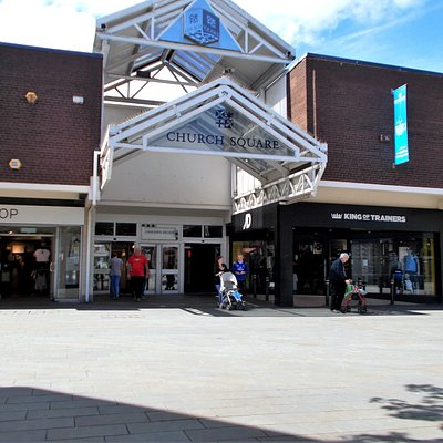 Church Square Shopping Centre, St. Helens