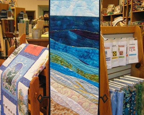 An art quilt - created by Elleda....