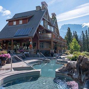 Hidden Ridge Resort Hot Pools