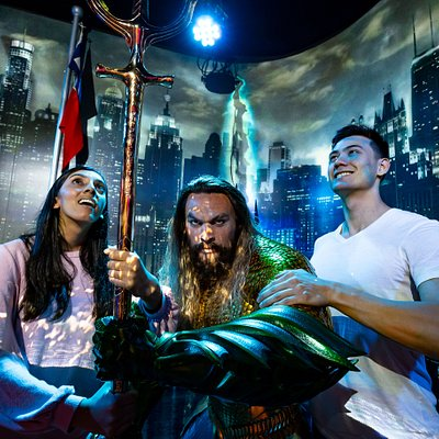 Atlantis is calling. Aquaman splashes into Madame Tussauds Sydney Dec 13. Will you help answer the call?