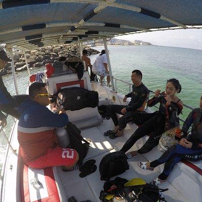 Fujairah Discover Scuba Diving