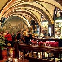 Stunning Vaulted Cellar