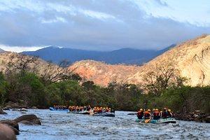 ademas de la aventura, pueden disfrutar de los hermosos paisajes!