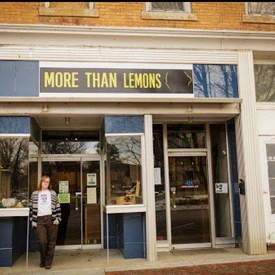 More Than Lemons by April Lemons