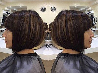 Все виды окрашивания колорирования волос(Мелирование, омбре, балаяж, шатуш и многое другое )