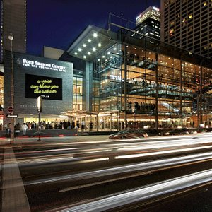 The Four Seasons Centre for the Performing Arts