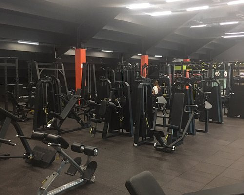 Quality of equipment in Wow Fitness