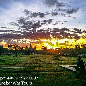 Angkor Wat Tours