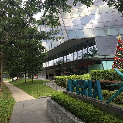 新加坡加冷Aperia Mall一隅