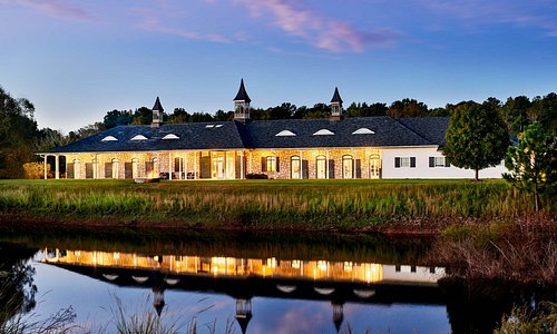 The Stables event space at Foxhall Resort