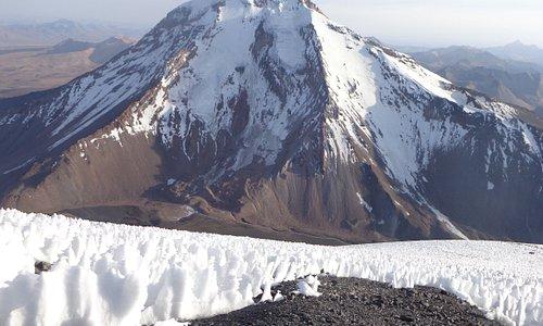 Sajama el nevado más elevado de Bolivia