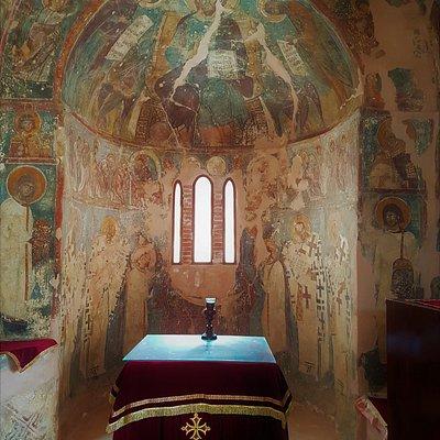 Church of Metamorfosis tou Sotiros