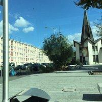 Église Sainte Trinité à Sarcelles