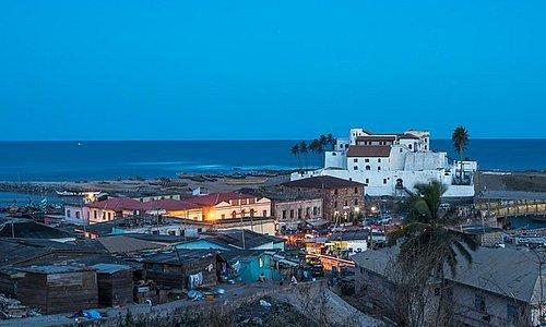 Trans-Atlantic Slave Castles