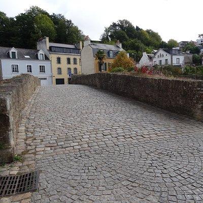Le Pont Lovignon ou Pont Fleuri
