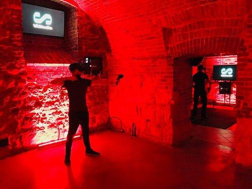 Nowa lokalizacja VR Studio - ul. Dietla 50 Kraków New location of VR Studio - ul. Dietla 50 Kraków