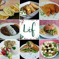 Ven a disfrutar de nuestros desayunos, almuerzos sustanciosos, cenas, snack, arepas y además de nuestras opciones vegetatianas y veganas.